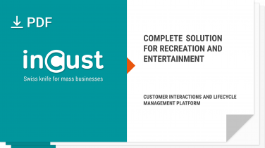 incust-complete-solution-for-recreation-and-entertainment-technical-description